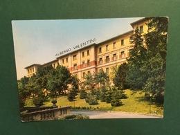 Cartolina Albergo Valentini Salsomaggiore Terme - 1969 - Parma