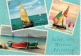 Saluti Dalla Riviera Adriatica - Souvenir De...