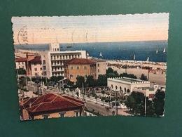 Cartolina La Riviera Di Rimini LA Più Bella D'Italia - Panorama - 1954 - Rimini