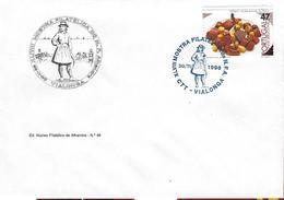 PORTUGAL - Philatelic Show - Vialonga 1996 - Postmark - Vialonga - Postal Stationery