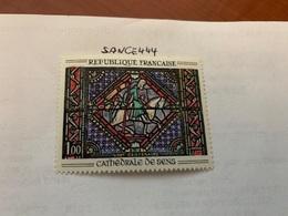 France Sens Cathedral 1965 Mnh - France