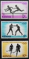 Kenya 1984 Summer Olympics LOT - Kenya (1963-...)