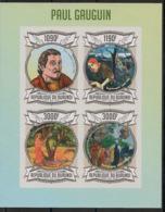 Burundi - 2013 - N°1970 à 1973 - Paul Gauguin - Non Dentelé / Imperf. - Neuf Luxe ** / MNH / Postfrisch - Cote 18€ - Arts