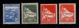 """Algérie - YV 171 à 173A N** """"sans RF"""" - Algérie (1924-1962)"""