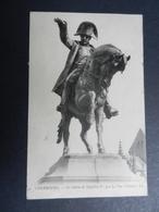 19924) CHERBOURG STATUE NAPOLEON VIAGGIATA 1908 - Cherbourg