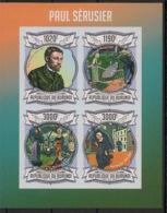 Burundi - 2013 - N°1974 à 1977 - Paul Sérusier- Non Dentelé / Imperf. - Neuf Luxe ** / MNH / Postfrisch - Cote 18€ - Arts