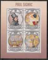 Burundi - 2013 - N°1978 à 1981 - Paul Signac - Neuf Luxe ** / MNH / Postfrisch - Cote 18€ - Impressionisme