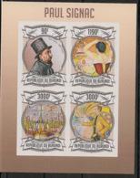 Burundi - 2013 - N°1978 à 1981 - Paul Signac - Non Dentelé / Imperf. - Neuf Luxe ** / MNH / Postfrisch - Cote 18€ - Impressionisme