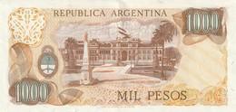 1000 Pesos - Argentine