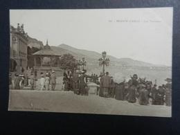19924) MONTE CARLO LES TERRASSES BAYLONE NON VIAGGIATA 1908 CIRCA - Le Terrazze