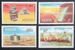 Kenya 1985 Rnergy Conservation LOT - Kenya (1963-...)