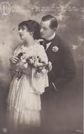 AK Dein Eigen! - Liebespaar - 1920 (40598) - Paare