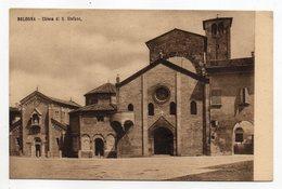Italie--BOLOGNE -- Chiesa Di S Stefano - Bologna