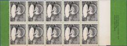Sweden 1975 Hedgehog Drinking Stamp Booklet MNH Erinaceus Europeaus - Other