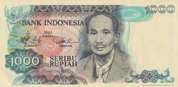 1000 Rupiah - Indonesia