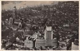 ANVERS - Vue Aérienne Du Building Et De La Cathédrale - Antwerpen