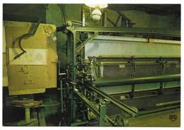 Cordes Machine à Broder De 1870 Origine St Gall - Cordes