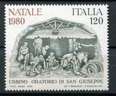 Italia Repubblica (1980) - Natale ** - 6. 1946-.. Repubblica