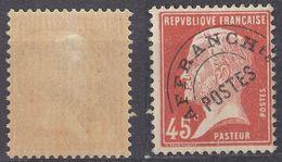 FRANCE - Preobliterati -  Yvert 67 Nuovo MH. - Preobliterati