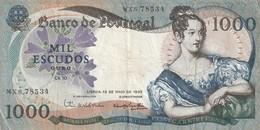 1000 Escudos 1967 - Portugal
