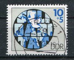 DDR Michel-Nr. 2950 Gestempelt Tagesstempel - Gebraucht