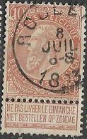 9W-939: ROULERS: N°57: E9 - 1893-1900 Fine Barbe