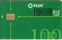 PHILIPPINES(chip) - PLDT Telecard 100 Pesos, Chip GEM3.3, Exp.date 31/12/01, Used - Filippijnen