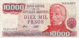 10000 Pesos - Argentine