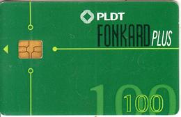 PHILIPPINES(chip) - PLDT Telecard 100 Pesos, Chip GEM3.1, Exp.date 31/12/01, Used - Filippine