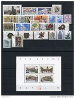 Allemagne 1987 BERLIN NEUF ** ANNEE COMPLETE Cote 42€ - [5] Berlin