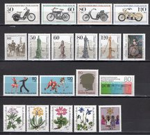 Allemagne 1983 BERLIN NEUF ** ANNEE COMPLETE Cote 37 € - [5] Berlin