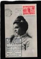 Cuba-Clara Louise Maass,Yellow Fever Nurse Annivesario 1951 - Antique Postcard - Cuba