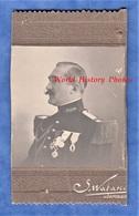 Photo Ancienne Vers 1900 - JAPON ? - Portrait Officier Français Artillerie Etat Major ? - Voir Médaille - S. Watane ? - War, Military