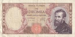 10000 LIRES 12/04/1962 - [ 2] 1946-… : République