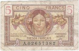 Francia 5 Francs 1947 Pk-m 6 A Ref 3173-2 - Tesoro