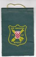 Croatia / 106. Brigada MPOTD / 106th Brigade / Army / Flag, Pennant - Flags