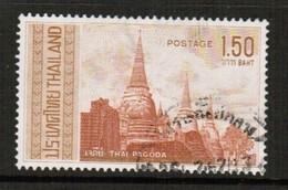 THAILAND  Scott # 486 VF USED (Stamp Scan # 491) - Thailand