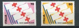 Italia Repubblica (1980) - Croce Rossa ** - 6. 1946-.. Repubblica
