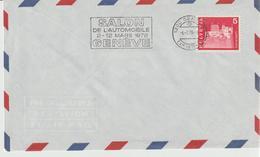 55-Tematica Auto-Svizzera-Ginevra-Salone Internazionale Dell' Automobile-1978 - Automobili
