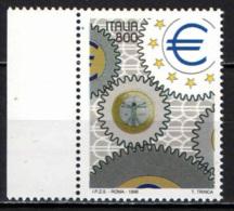 ITALIA - 1998 - LA NUOVA MONETA: L'EURO - MNH - 1991-00:  Nuovi
