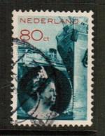 NETHERLANDS  Scott # 201 VF USED (Stamp Scan # 491) - Period 1891-1948 (Wilhelmina)