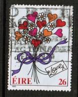 IRELAND  Scott # 607 VF USED (Stamp Scan # 491) - 1949-... Republic Of Ireland