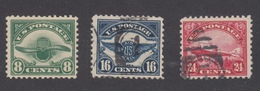 USA Etats Unis Scott #C4 - C6 - 1847-99 Emissioni Generali