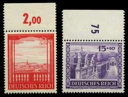 3. REICH 1941 Nr 804-805 Postfrisch X6F26F2 - Allemagne