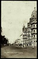 Calcutta  -  Old Court House Street  -  Ansichtskarte Ca. 1925    (10657) - Indien
