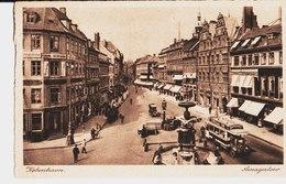 Kobenhavn. Amagertorv. De Mme Frigoul à Copenhague à Yvonne Dubrunfaut à Hem. 1928. - Danemark