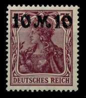 D-REICH INFLA Nr 157I Postfrisch X71DF3E - Allemagne