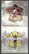 France N° 3582 P ** Cyclisme Tour De France En Paire Verticale - France