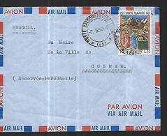 Italie  Lettre  Du  07 03 1966  De Salsomaggiore   Pour Colmar - 1946-.. République