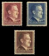 GENERALGOUVERNEMENT 1942 Nr 89-91 Postfrisch X889EEE - Besetzungen 1938-45
